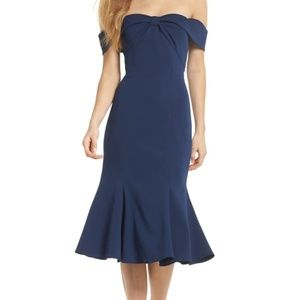 "Navy Gal Meets Glam ""Tyler"" Dress!"